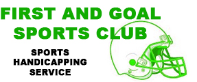 FirstAndGoalSportsClub.com - Football Investment Program, NFL Pointspread Experts